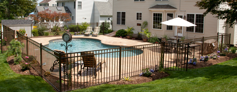 Builtwell Fence For All Your Pool Fencing Perimeter
