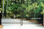 Security Gate - Builtwell Fence