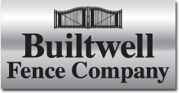 Builtwell Fence Logo